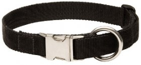 High Quality Nylon Collar with Quick Release Buckle for Siberian Husky