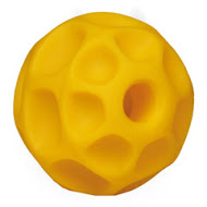Large Tetraflex Ball for Treats and Kibble - 5 inch (13 cm)