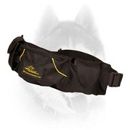 """Swift Reward"" Dog Training Pouch for Toys and Treats"