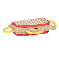 Training Jute Bite Pad with Cover for Siberian Husky