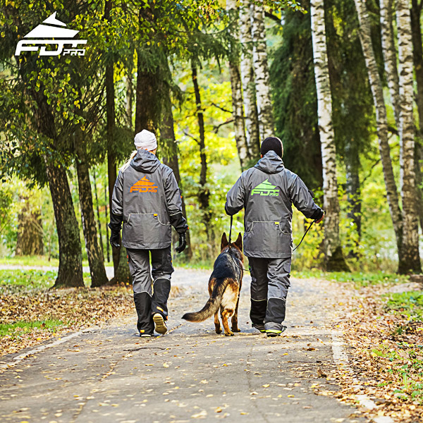 Professional Dog Trainer Jacket of Top Notch for Everyday Activities