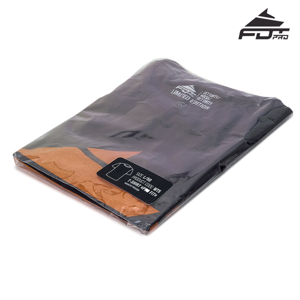 Filled FDT Pro T-shirt Dark Grey