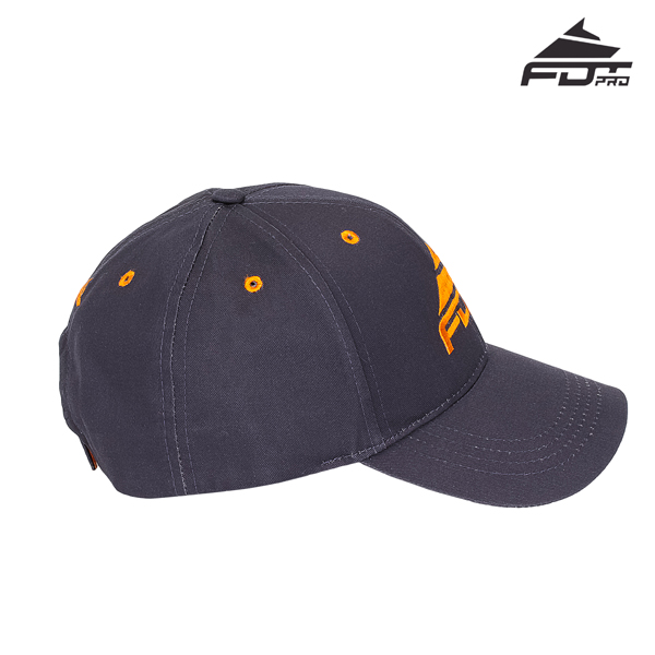 Strong Easy to Adjust Snapback Cap for Dog Trainers