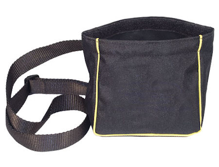 Dog Training Treat Pouch On a Belt