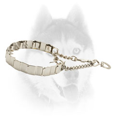 Metal Siberian Husky Collar for 