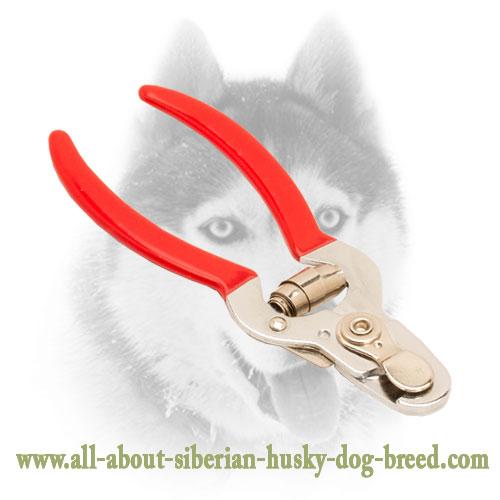 Safe Amp Sound Siberian Husky Nail Trimmer With Vinyl