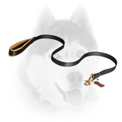 Strong Siberian Husky leash for utmost control