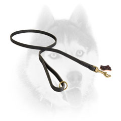 Quality Siberian Husky line with floating brass O-ring