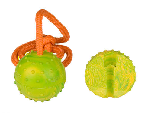 Playsome Training Rubber Dog Ball